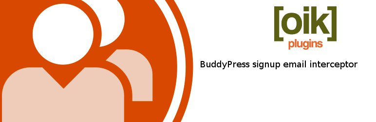 oik BuddyPress signup email