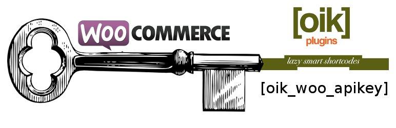 oik-woo – WooCommerce API keys